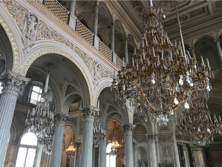 SPB: Hermitage Museum