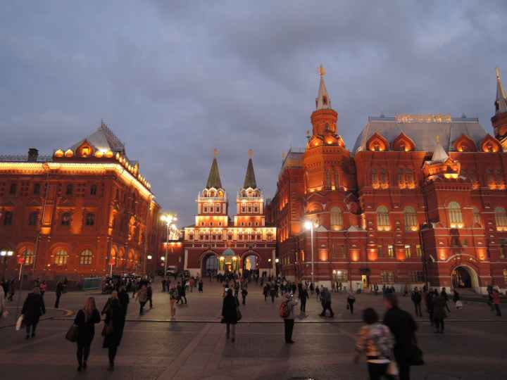 4 Big Reasons Why Visiting Russia Should Be Top of Your Bucket List